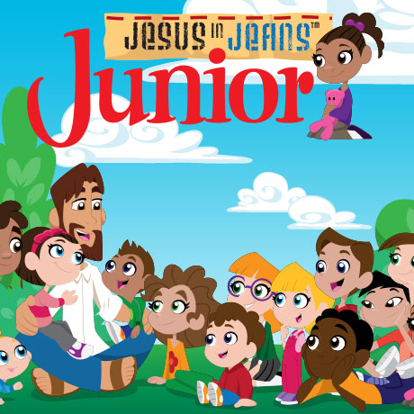 Jesus In Jeans Junior Preschool Curriculum